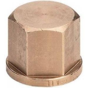 Заглушка  1''внут. бронза Viega