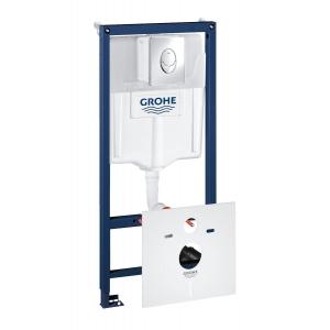 Система инсталляции для унитаза GROHE Rapid SL (38750001)
