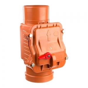 Обратный клапан наружная 160 мм