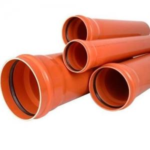 Труба канализационная наружная  110х1000 мм