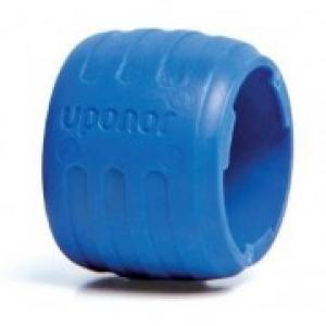 Кольцо с упором 25 (синее)  UPONOR