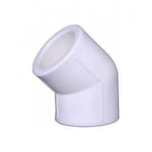 Уголок полипропиленовый  90 мм 45°